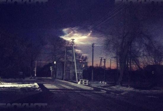 Министерството на отбраната на РФ обясни причините за загадъчната небесна светлина недалеч от района на Ростовската АЕЦ