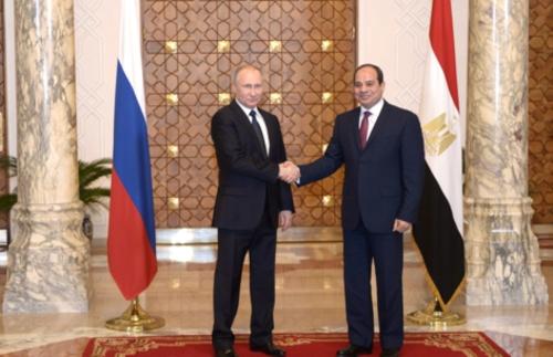 """Русия и Египет подписаха актове за встъпване в сила на договорите за изграждане на АЕЦ """"Дабаа"""""""