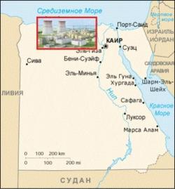 "Руското ядрено гориво ТВС-2006 е ключово за безопасността на египетската АЕЦ ""Дабаа"""