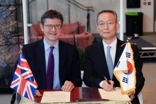 Южна Корея претендира да построи АЕЦ във Великобритания