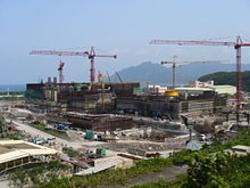 """Тайван разпродава свежото ядрено гориво и други материални активи доставени за недостроената и консервирана АЕЦ """"Lungmen""""."""