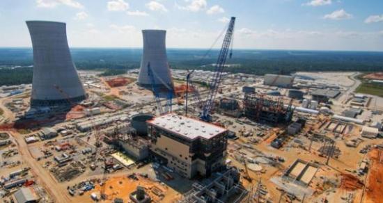 """САЩ – Изграждането на двата блока с AP-1000 на АЕЦ """"Vogtle"""" продължава, реши регулаторът"""