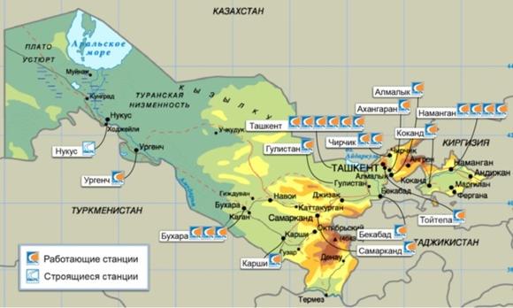 РФ ще помогне на Узбекистан за развитието на ядрената енергетика