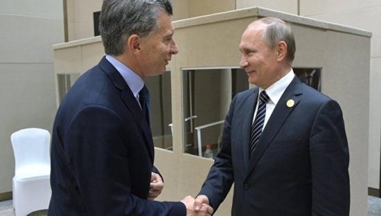 Русия и Аржентина ще обсъдят разширяването на сътрудничеството в ядрената сфера