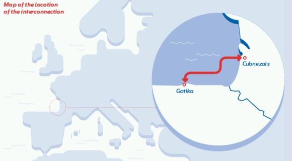 ЕС ще плати новия енергиен мост между Испания и Франция