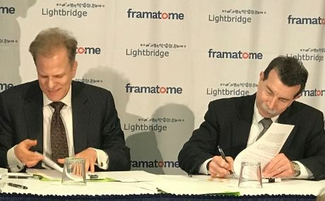 FRAMATOME има намерение да създаде съвместно предприятие за реализиране в САЩ на иновационно ядрено гориво