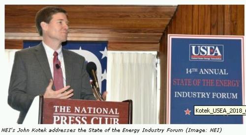NEI: 2018 може да бъде повратна година за американската ядрена индустрия