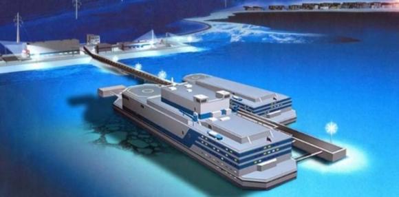 През юни 2019 година плаващата атомна топло-електроцентрала. ще пристигне в пристанището където е регистрирана – порт Певек в Чукотка.