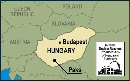 """Австрия ще оспори изграждането на АЕЦ """"Пакш-2"""" в Унгария"""