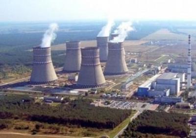 Украйна – Първи енергоблок на Ровненската АЕЦ излезе в планов ремонт