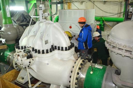 На трети енергоблок на Ровненската АЕЦ продължава модернизацията и ремонтът на трети канал на системата за безопасност