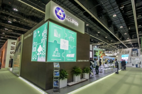 """На изложението """"Световна енергетика на бъдещето"""" в Абу Даби """"Росатом"""" представи иновативни енергийни решения"""