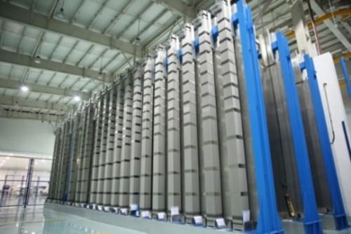 Китайски завод произведе първата партида ядрено гориво за AP-1000