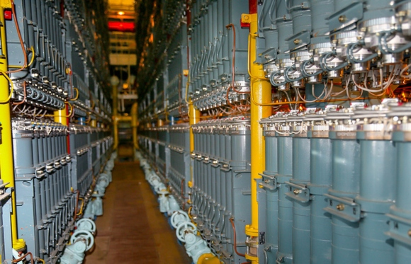 Уралски електрохимичен комбинат – Поредният блок с газови центрофуги от ново поколение за обогатяване на уран бе въведен в експлоатация