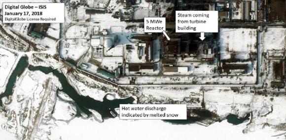 КНДР – Реакторът в Йонбьон работи на мощност – анализ на сателитни снимки