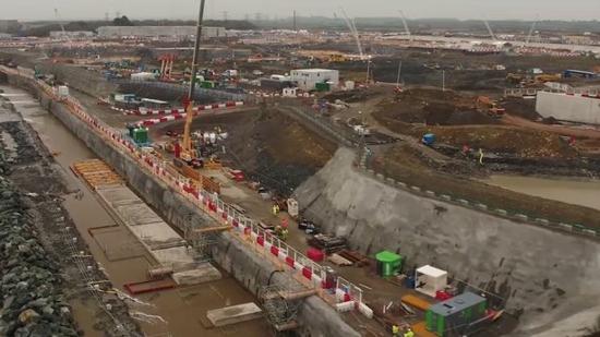 """През 2017 година EDF е постигнала ключовите си цели за АЕЦ """"Hinkley Point C"""" във Великобритания"""