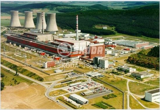 """Словакия – Първи паралел на трети енергоблок на АЕЦ """"Моховце"""""""