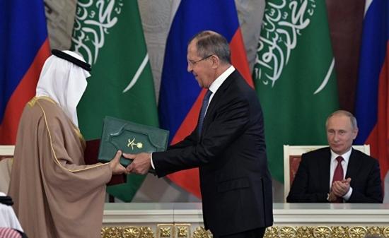 Саудитска Арабия предпочете Русия пред САЩ