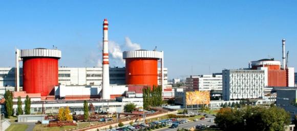 Втори енергоблок на Южно-Украинската АЕЦ бе спрян за извършване на планов ремонт