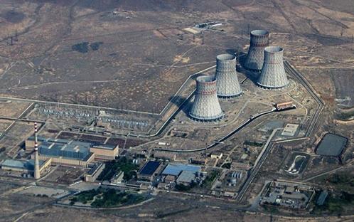 Изпълняваната на Арменската АЕЦ програма ще позволи да се увеличи производството на електроенергия с 10%