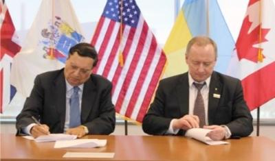 Holtec International ще построи на украинските АЕЦ малки модулни реактори (ММР)