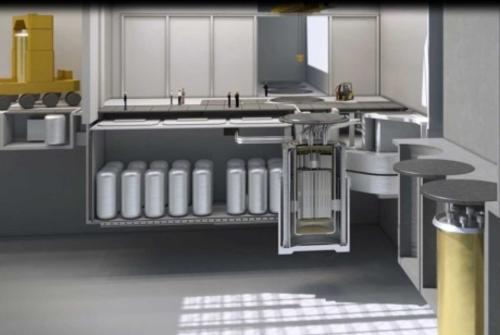 Terrestrial Energy разработва интегриран реактор на разтопена сол (IMSR) с хоризонт през следващото десетилетие