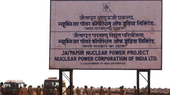 """Още през този месец Индия и Франция се надяват да подпишат споразумение за изграждане на АЕЦ """"Jaitapur"""""""