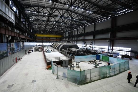 Ростовска АЕЦ – Изпитания на турбогенератора за потвърждаване на проектните му характеристики