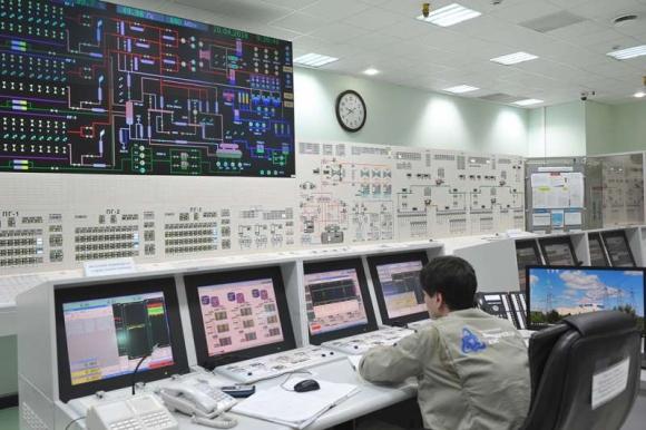 БН-800 за първи път излезе на ниво на мощност 880 MW