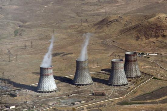 Четвърти турбогенератор на арменската АЕЦ бе спрян в рамките на модернизацията на оборудването
