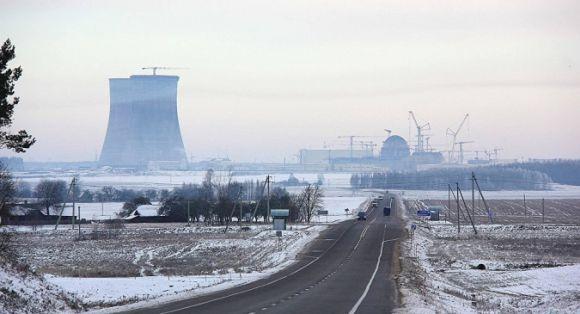 Беларуска АЕЦ – Завърши бетонирането на купола на вътрешната защитна обвивка на втори енергоблок