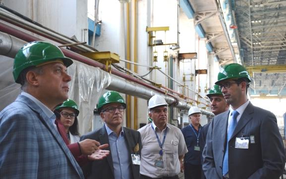 Представители на ЕК се запознаха с напредъка по проектите на ДПРАО – прессъобщение