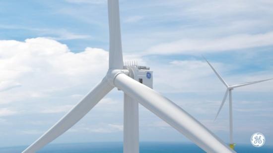 General Electric обяви старта на тестването в своите съоръжения в Blyth, Англия, най-голямата вятърна турбина в света – Haliade-X.