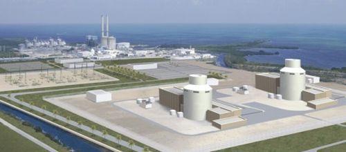 Във Флорида ще бъдат построени още два енергоблока с реактори AP1000