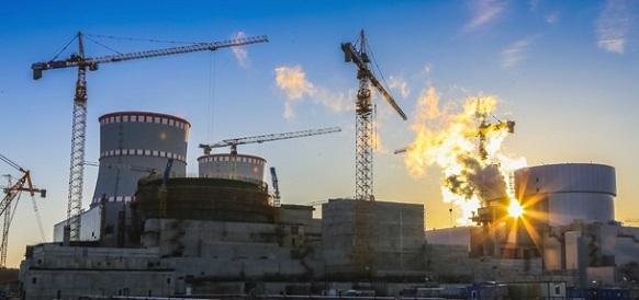 Ленинградска АЕЦ-2 – Иновационният първи блок с реактор ВВЭР-1200 излезе на 50% от номиналната мощност