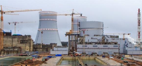 Ленинградска АЕЦ: на строящия се енергоблок № 2 с ВВЭР-1200 завърши сглобяването на подхранващите електрически помпи