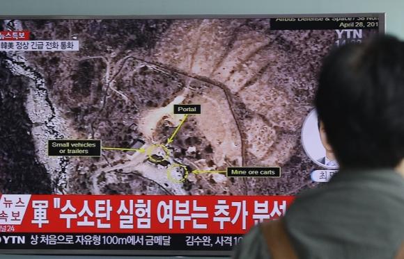 Ройтерс: Американското разузнаване смята, че ядреният изпитателен полигон на Северна Корея все още може да бъде експлоатиран