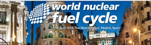 """""""Росатом"""" представи нови разработки в областта на ядрения горивен цикъл –  ехо от конференцията """"World Nuclear Fuel Cycle 2018"""" в Мадрид"""