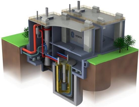 DOMINION ENERGY ще подпомогне финансово малкия модулен реактор BWRX-300 на GE Hitachi