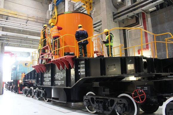 Игналинска АЕЦ – ускорено се извозва ОЯГ от спрените два енергоблока с РБМК-1500