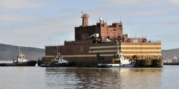 """Росатом – Плаващият енергоблок """"Академик Ломоносов"""" пристигна в Мурманск за зареждане с ядрено гориво – прессъобщение"""