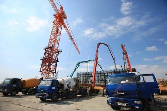 На Курската АЕЦ-2 започна изграждането на новите блокове