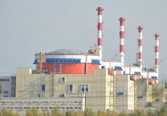 Четвърти енергоблок на Ростовската АЕЦ произведе първият милион MWh електроенергия