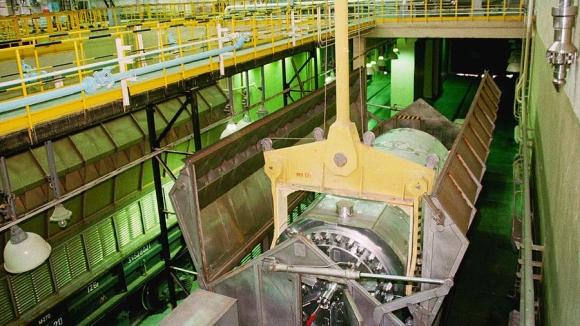 «Росатом» е готов да започне промишлена преработка на ОЯГ от реакторите ВВЭР-1000