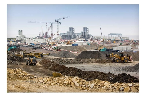 Изграждането на брианската АЕЦ Hinkley Point C ще генерира 25 хияди нови работни места