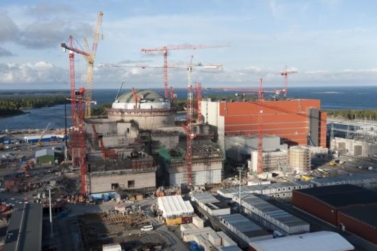 """Финландия – AREVA измести срока за предаване на трети енергоблок на АЕЦ """"Олкилуотто"""""""
