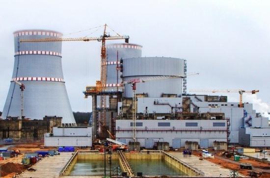 Като част от изпитанията, мощността на новия енергоблок на Ленинградската АЕЦ беше повишена за първи път до 90%