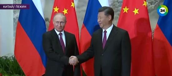 Русия и Китай подписаха рекорден пакет споразумения за сътрудничество в ядрената сфера