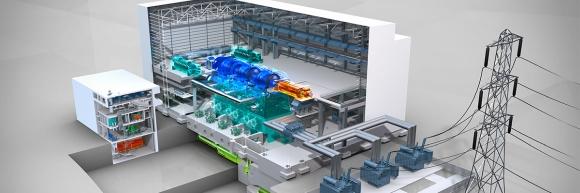 """GE е готова да оборудва турбините острови на АЕЦ """"Пакш-2"""""""