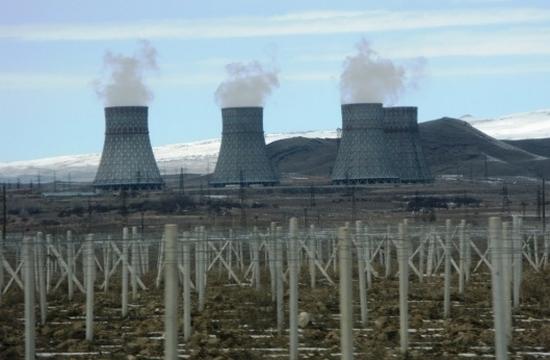 Армения е заинтересована от изграждането на нова АЕЦ с помощта на Русия